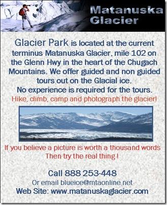 mat glacier